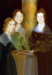 Painting of Bronte Sisters